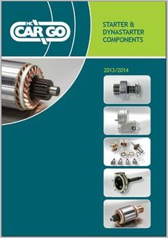 CARGO Starter-Components 2013-2014