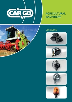 CARGO Agricultural-Machinery 2015