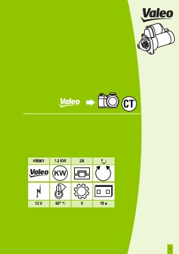 valeo starters-alternators